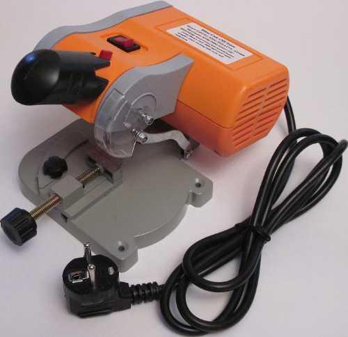 J1K-DC50. Настольная отрезная мини пила (mini cutter)