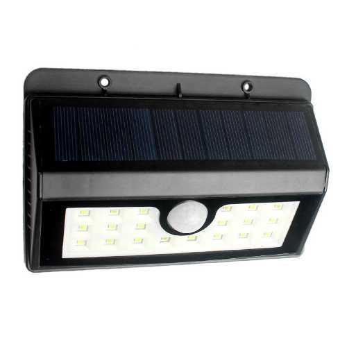 Ночной прожектор с датчиком движения на солнечной батарее
