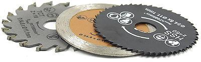 SKRAB 34450. Набор мини отрезных дисков