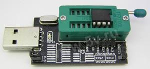 Прошивка BIOS в 24С04 в корпусе DIP8