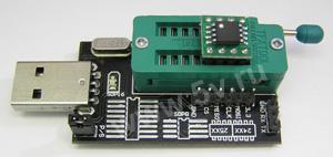 Прошивка BIOS в 24С32 корпусе SOIC8-200 mils.