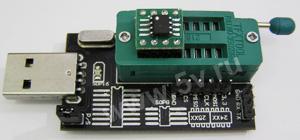 Прошивка BIOS в 25А512AN в корпусе SOIC-150 mils.