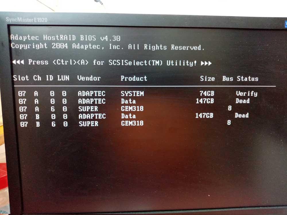Промышленный сервер Supermicro X6DH8-G2