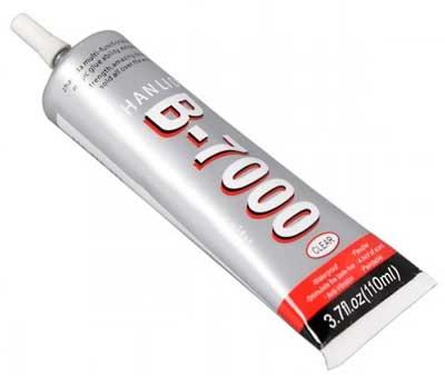 Клей / герметик для проклейки тачскринов В-7000