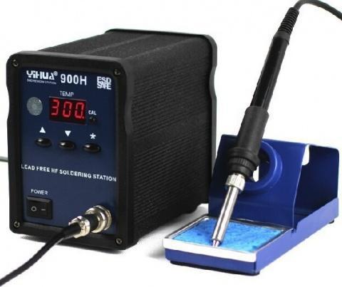 Индукционная паяльная станция YIHUA 900H (90 Вт)