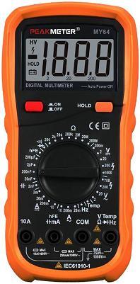 Цифровой мультиметр PM64