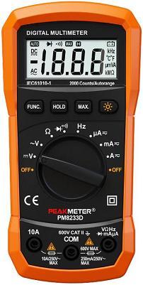 Цифровой мультиметр PM8233D