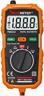 Цифровой мультиметр PM8232