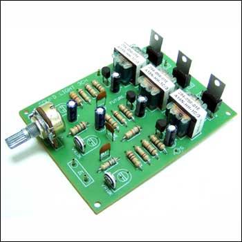 BM192F - 3-х канальная цветомузыкальная приставка 2400 Вт/220 В