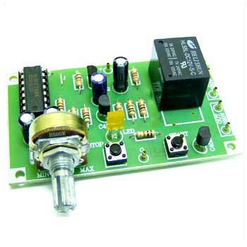 BM238F - Таймер 2 сек…3 час / 300 Вт