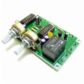 BM251F - Циклический таймер 1…180 минут / секунд 220 В / 200 Вт