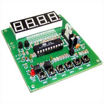 BM408F - Цифровой счетчик