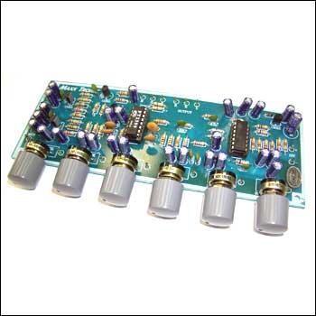BM705F - Микрофонный микшер (3