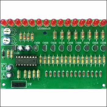 NF415 - Светодиодная линейка на 15-ти светодиодах