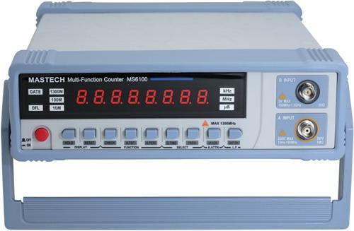 MS6100 частотомер 10 Гц - 1,3