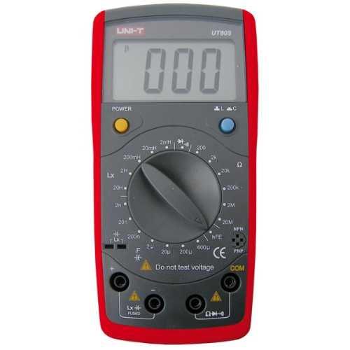 UT603 Измеритель LCR цифровой