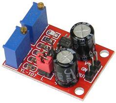 Модуль RI005. Регулируемый генератор на микросхеме NE555