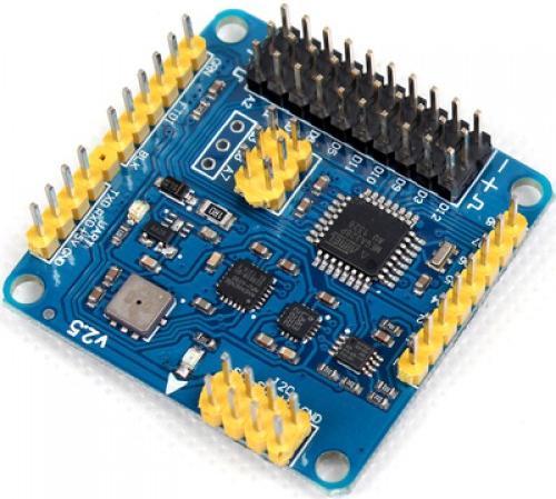 Модуль RC021. Полётный контроллер CRIUS MWC MultiWii SE v2.5 для БПЛА