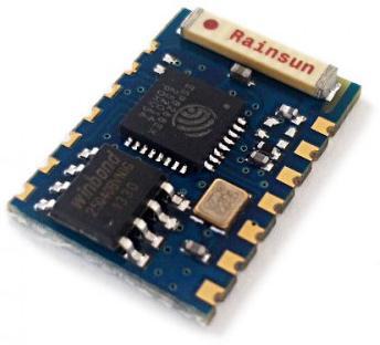 Модуль RF017. WiFi модуль ESP8266 ESP-03
