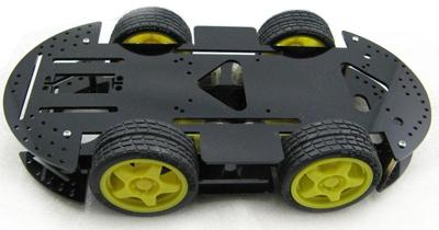 Набор RA036. Колёсное шасси