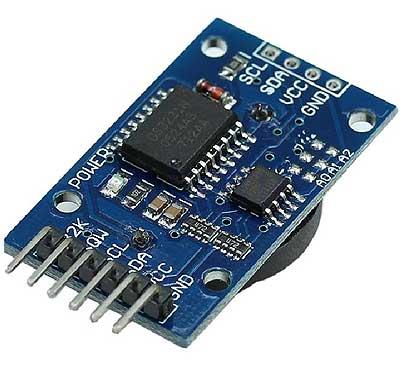 Модуль RC025. Модуль часов реального времени (RTC) на базе микросхемы DS3231