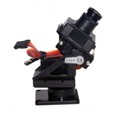 Механика Ардуино: Кронштейн для сервопривода SG90, MG90, T1211.  Набор RM001