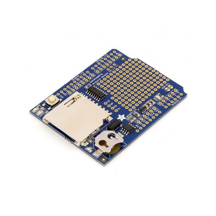 Модуль RC029 регистрации и хранения данных (плата дата логгера для Arduino)