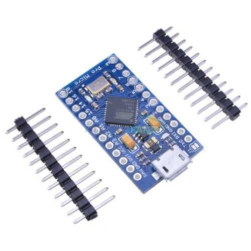 Модуль RC060. Модуль, совместимый  с Arduino Pro Micro 5v / 16MHz.