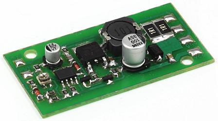 Модуль RP255LED. Драйвер светодиода + светодиод белого света 10 Вт