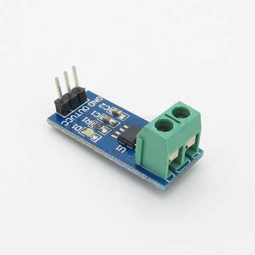 Модуль датчика тока ACS712 20A