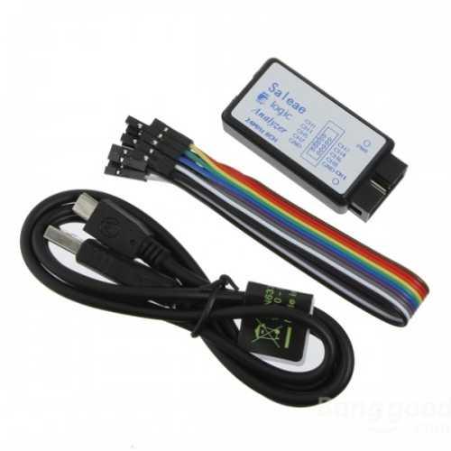 Логический анализатор USB Saleae  RI024