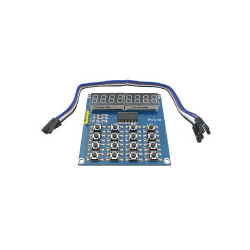 Модуль клавиатуры и индикации RC033