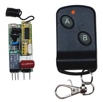 Выключатель дистанционный одноканальный RMC003 на радио частоте