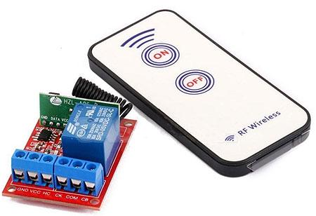 Модуль RMC006 Реле с RF пультом