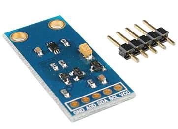 Модуль RA057. Модуль цифрового датчика освещенности BH1750FVI
