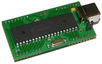 USB модуль Ke-USB24A