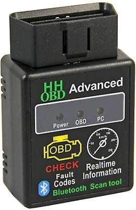 Модуль RAM001.Мультипротокольный OBD-2 адаптер «HH OBD Advanced»
