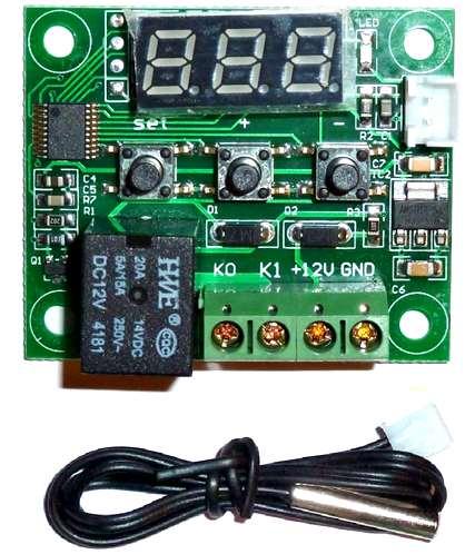 Модуль RA059.«Электронный термостат»