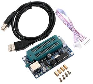 Модуль RC046. Универсальный программатор PIC K150 c ZIF панелью