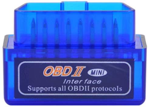 Модуль RAM002. Мультипротокольный OBD-2 адаптер «ELM 327 MINI»