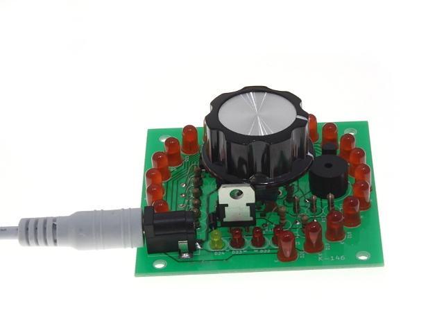 Радиоконструктор RL146. Таймер бытовой светодиодный