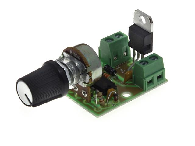 Радиоконструктор RP124.1. Регулятор мощности с ШИМ I=10A