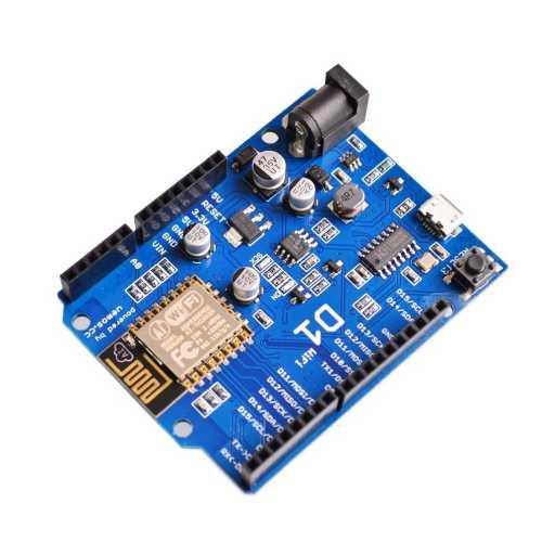 Модуль RF031. Интернет вещей. Arduino WifiDuino (WeMos D1 совместимый на ESP8266)