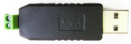 Преобразователь USB в RS485 / RS485 в USB. Модуль RF032: USB-RS485-M1