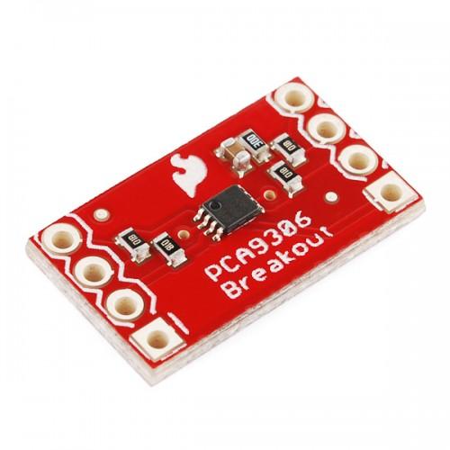 Модуль RC062. Преобразователь уровней I2C на микросхеме PCA9306