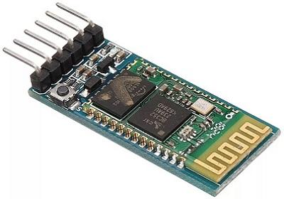 Модуль RF035. Bluetooth модуль HC-05 (6 контактов)