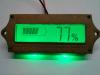 Индикатор емкости  12-вольтовых свинцовых и литий-полимерных батарей. Модуль RI040