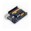 Arduino UNO R3 с серво-коннекторами. Модуль RC066