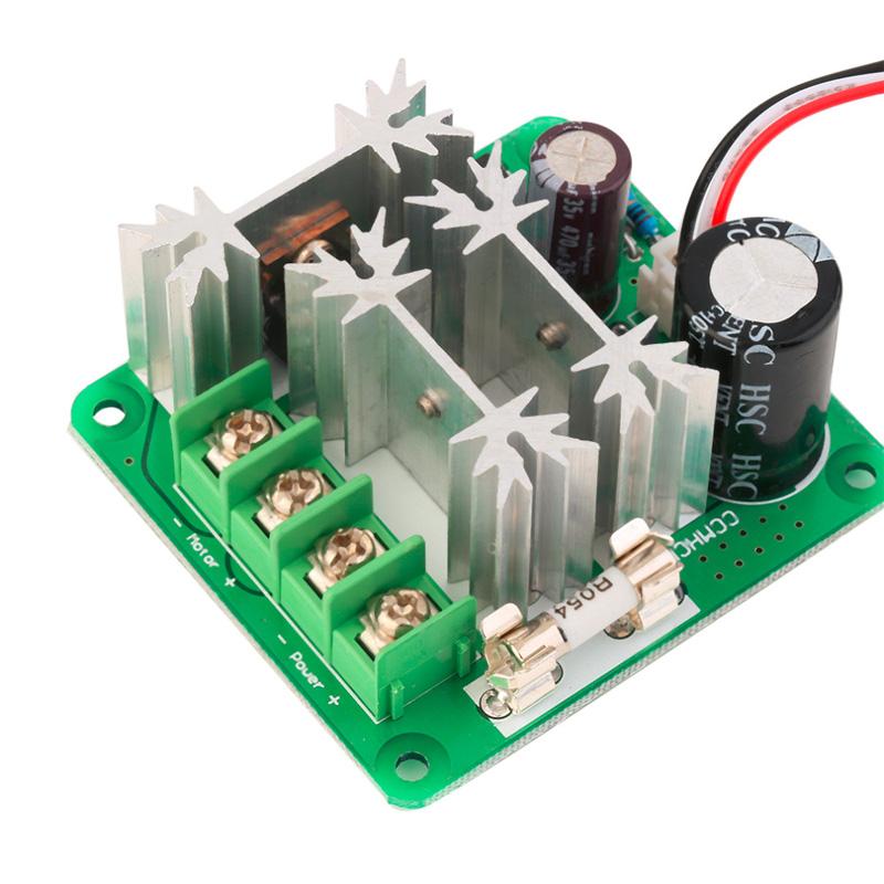 Регулятор оборотов двигателей постоянного тока с ШИМ