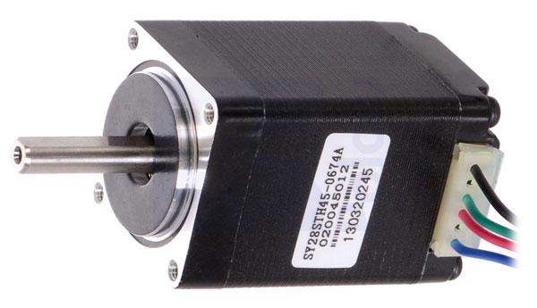 Шаговый двигатель 28BYGH45-0674A для DIY проектов